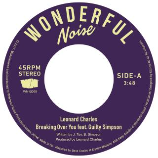 Leonard Charles - Breaking Over You (WN12055)