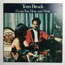 TOM BROCK - I Love You,More and More (国内盤)