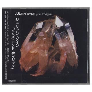 JULIEN DYNE - Pins & Digits <国内盤CD>