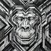 MONKEY_sequence.19 / Substantial 12 Monkeys (2LP x 300 Press Limited Edition)