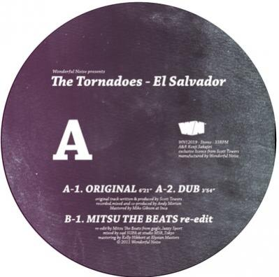 the Tornadoes / El Salvador